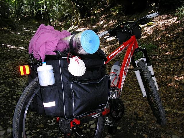 bici peregrina