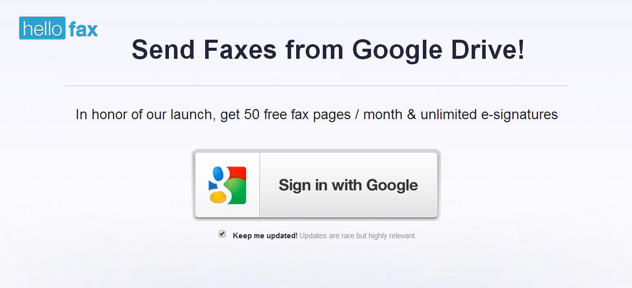 HelloFax 免費線上傳真服務(註冊送25張免費額度) @ 符碼記憶