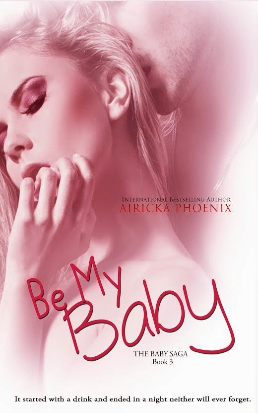 Be My Baby Blog Tour