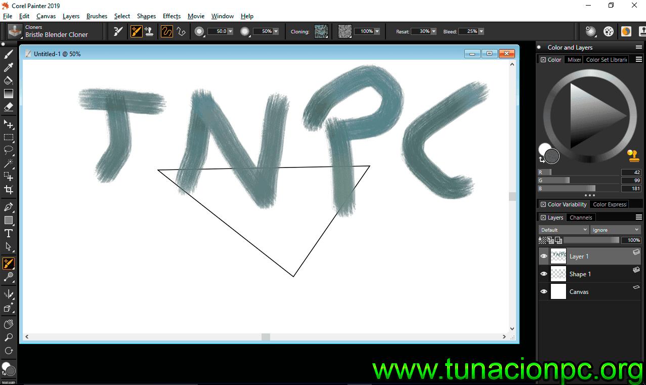 como instalar y activar Corel Painter gratis