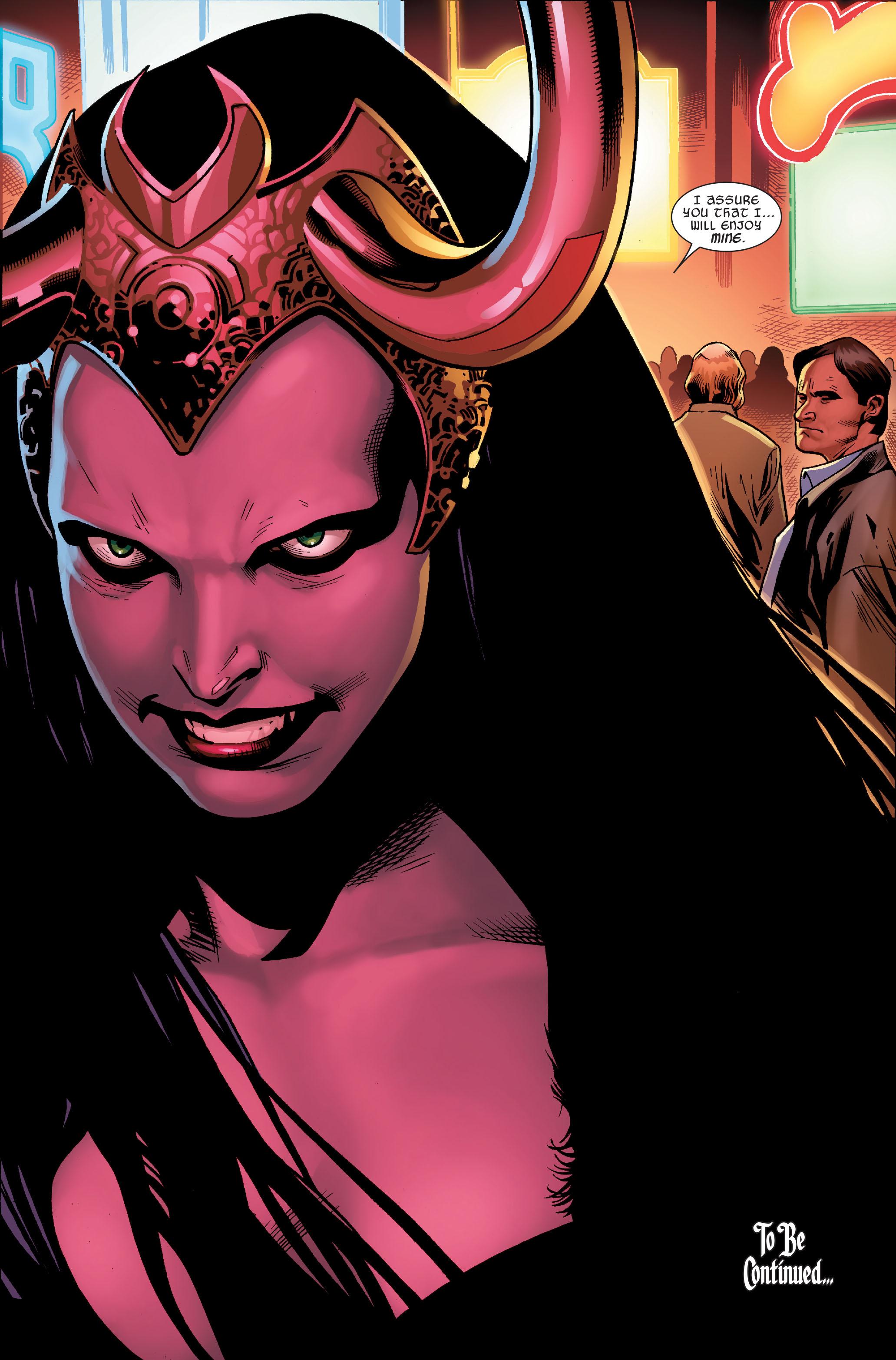 Thor (2007) Issue #12 #12 - English 22
