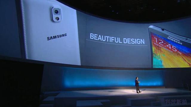 詳盡報導 SAMSUNG Galaxy Note 3、Note 10.1、 Galaxy Gear 發表會內容 Galaxy+Note+3+-02