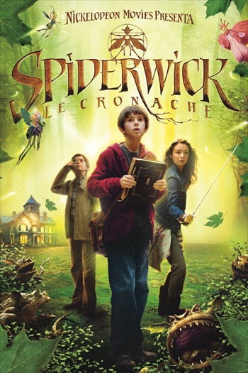 The Spiderwick Chronicles 2008 Hindi Dubbed 720p HDRip 800mb