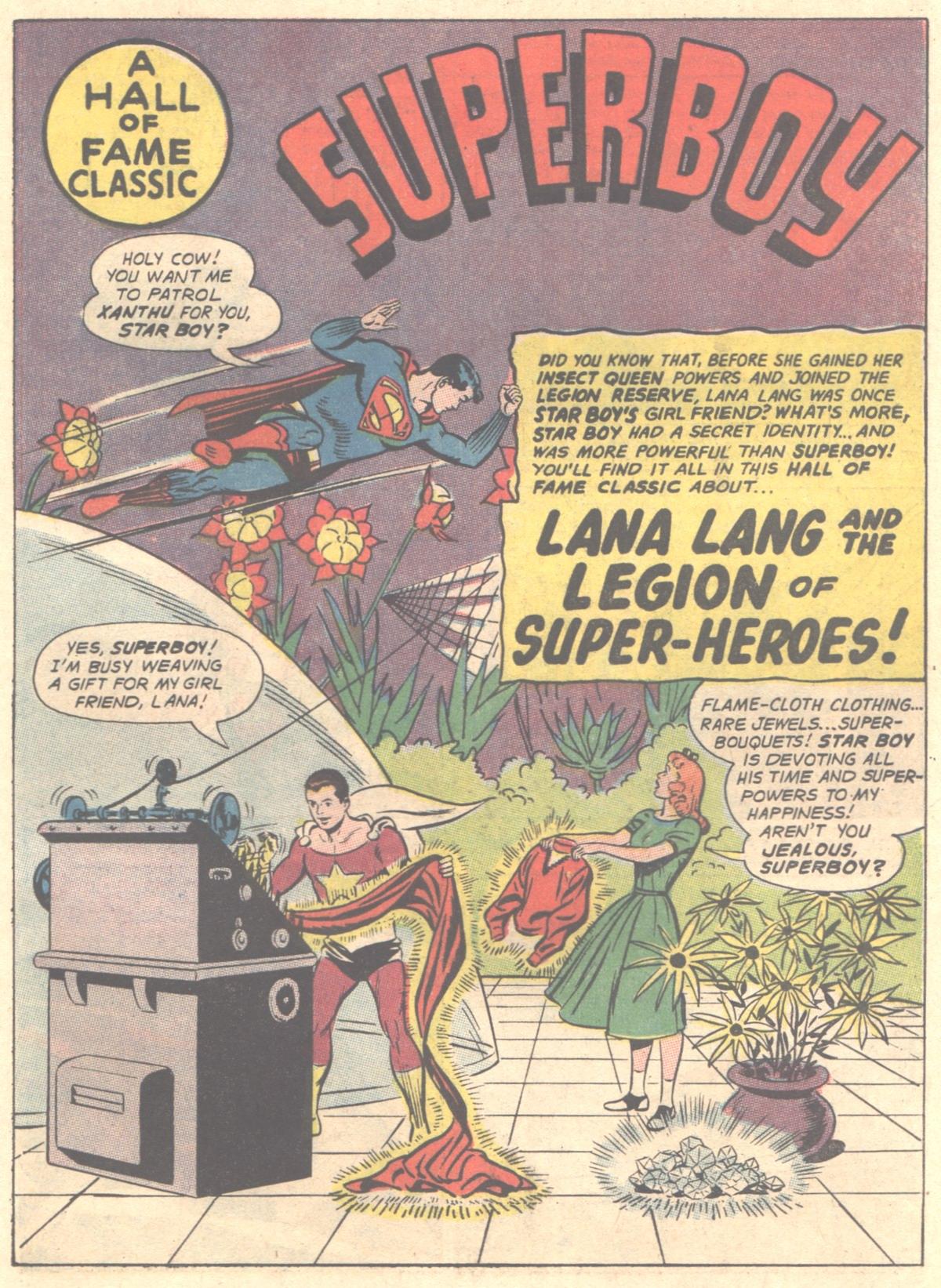 Read online Adventure Comics (1938) comic -  Issue #356 - 19