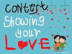 @15 feb : Contest Showing Your Love