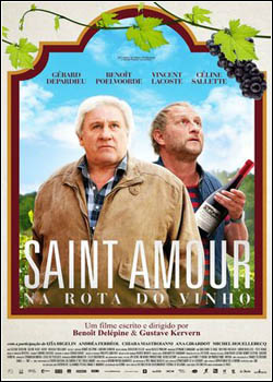 Baixar Saint Amour: Na Rota do Vinho  Dublado Grátis