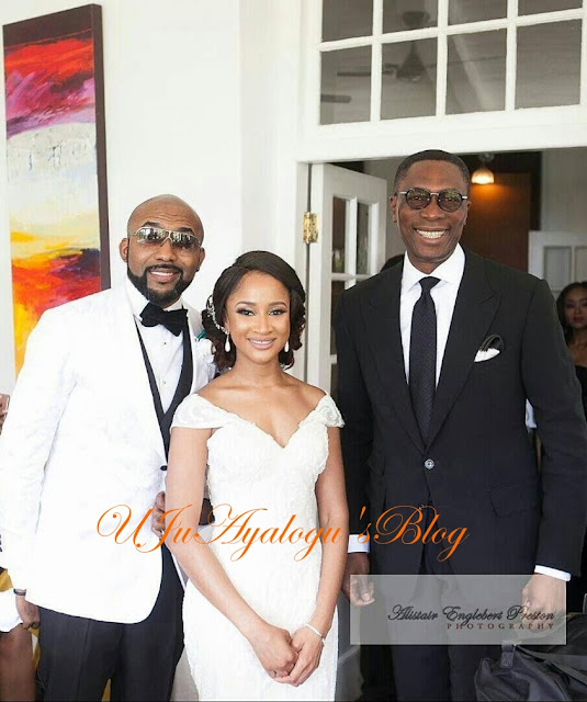 Letter to a Dear Son: Pastor Tony Rapu Writes 'Important' Letter to Banky W as He Weds Adesua Etomi