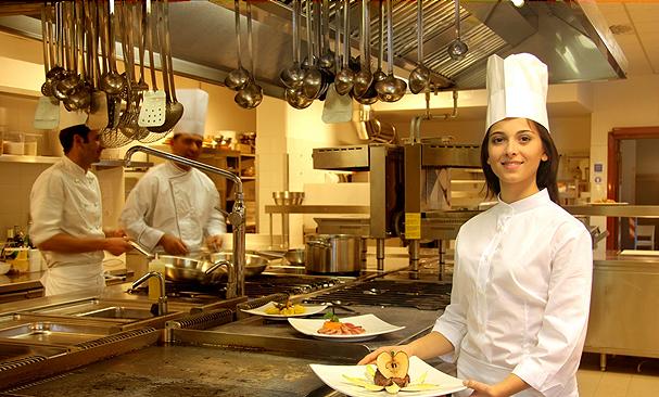 Memoria de experiencia laboral evaluaci n profesional for Elementos de cocina para chef