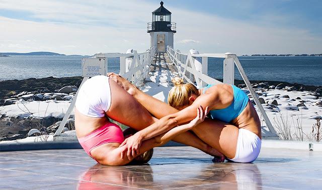 yogashorts