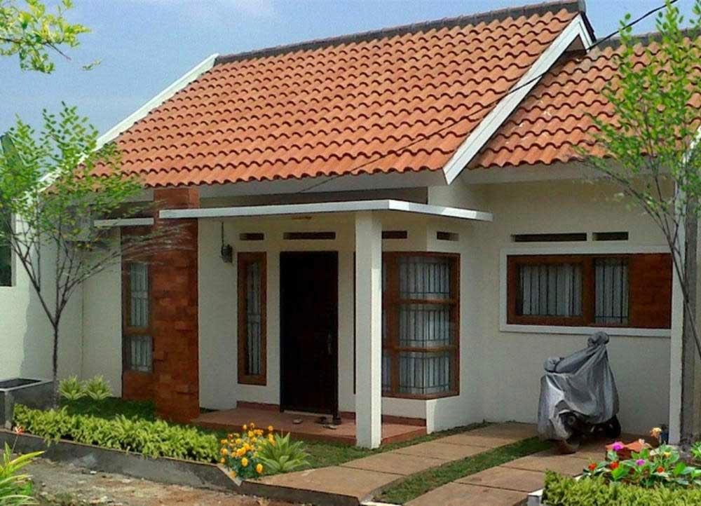 34 Ngôi nhà Đơn giản Theo phong cách Tối giản Mới nhất 1 Tầng