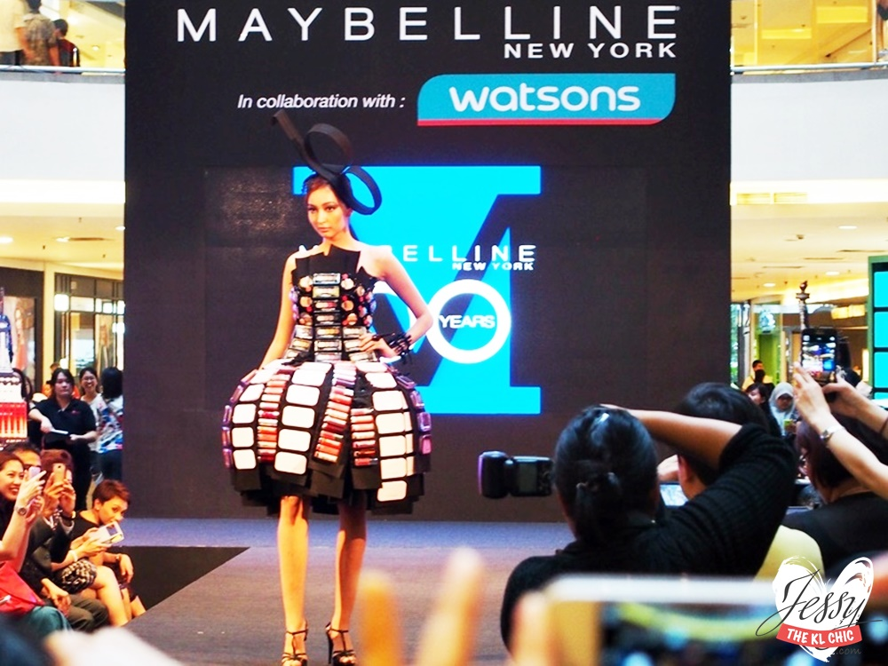 Event: Maybelline 100th Birthday in Malaysia