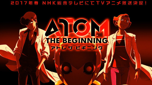 Atom: The Beginning Anime (12/12) (190MB) (HDL) (Sub Español) (Mega)