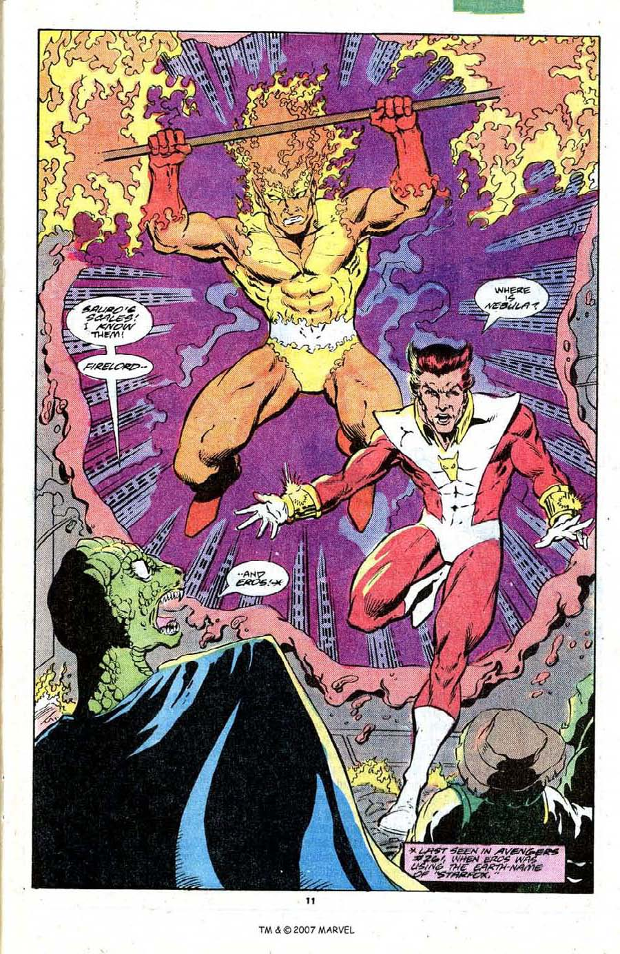 Read online Silver Surfer (1987) comic -  Issue #19 - 13