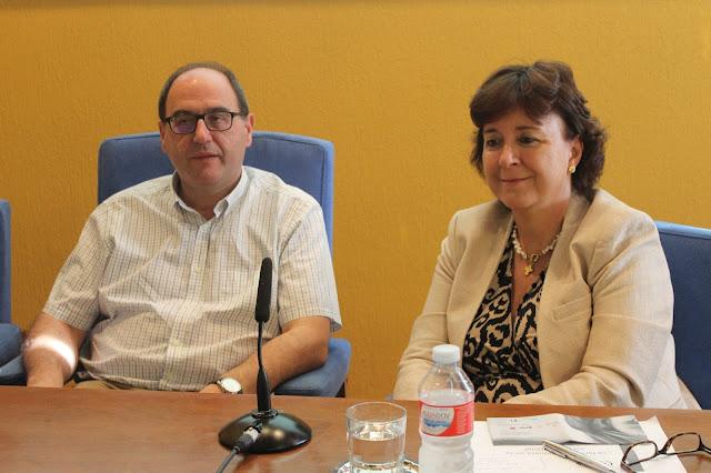 El decano y la ponente
