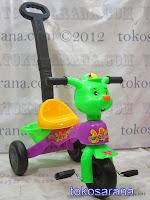 Ride-On Car SHP Boneka Dengan Musik dan Tongkat Dorong 2