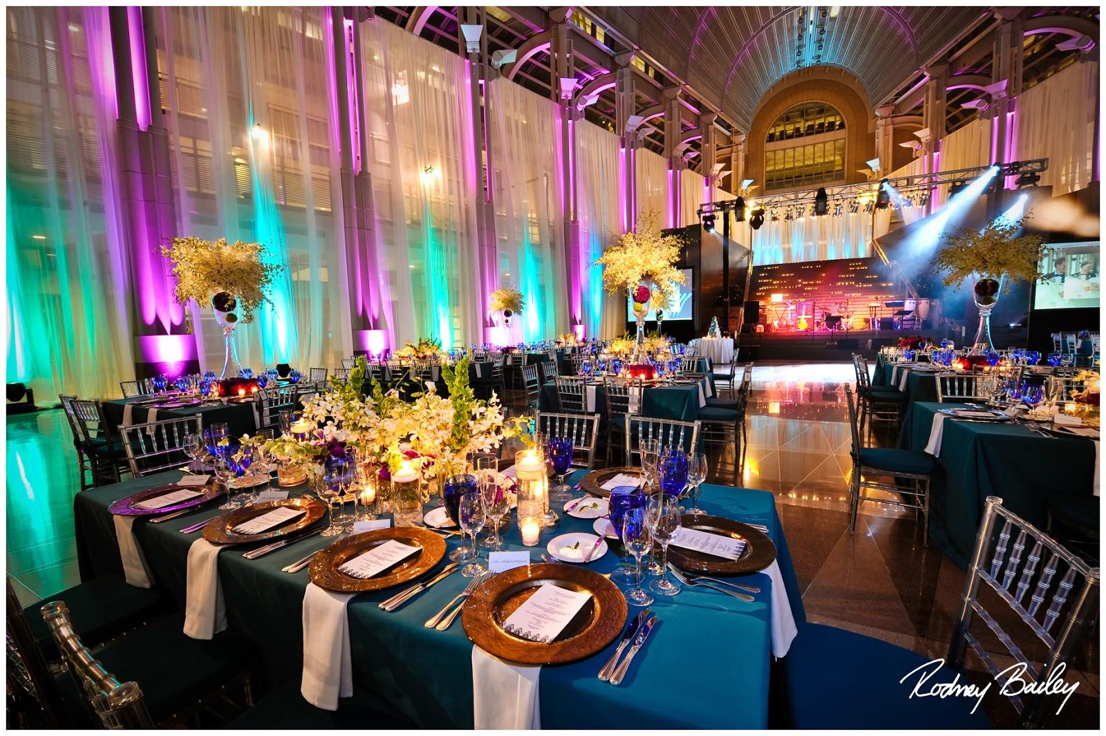 Bridal Bubbly: DC Wedding Venues {Sleek & Modern}