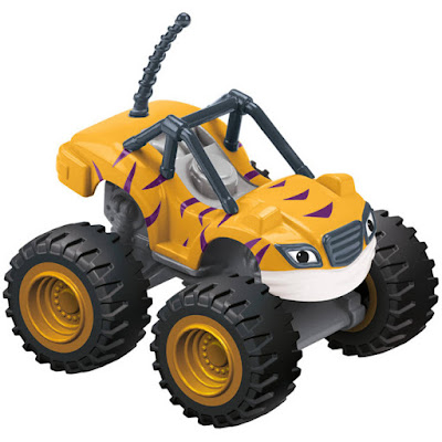 TOYS : JUGUETES BLAZE Y LOS MONSTER MACHINES - Stripes Mattel 2016 | Serie Televisión Nickelodeon | Fisher-Price A partir de 3 años  Comprar en Amazon España & buy Amazon USA