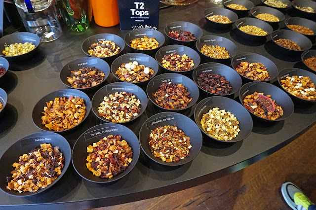 Dino's Beauty Diary - Attention Tea Lovers! Welcome to T2 Tea