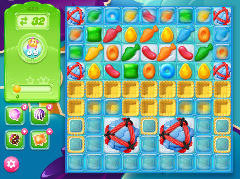 Candy Crush Jelly Saga 429