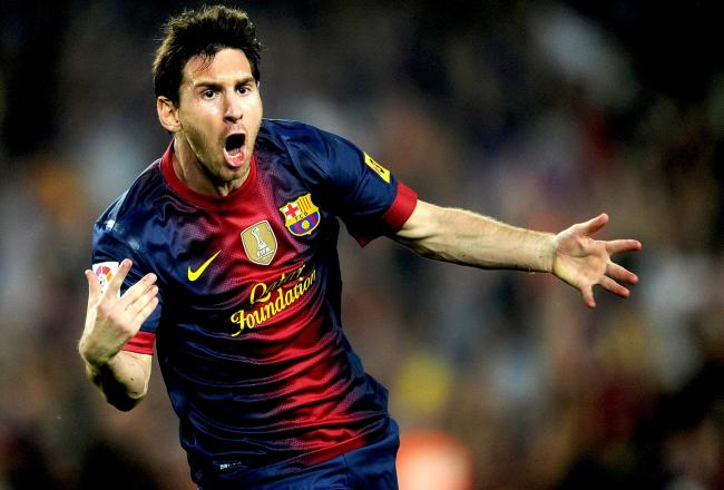 Wallpapers Wallpapers, Messi Football 2013 -  Soccer Lionel