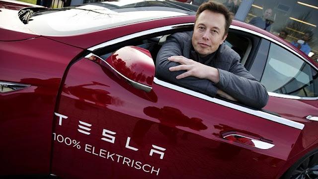 Elon Musk, di Antara Thomas Edison dan Nikola Tesla