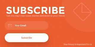 ব্লগার ব্লগে যুক্ত করুন Email Subscription Form উইজেট