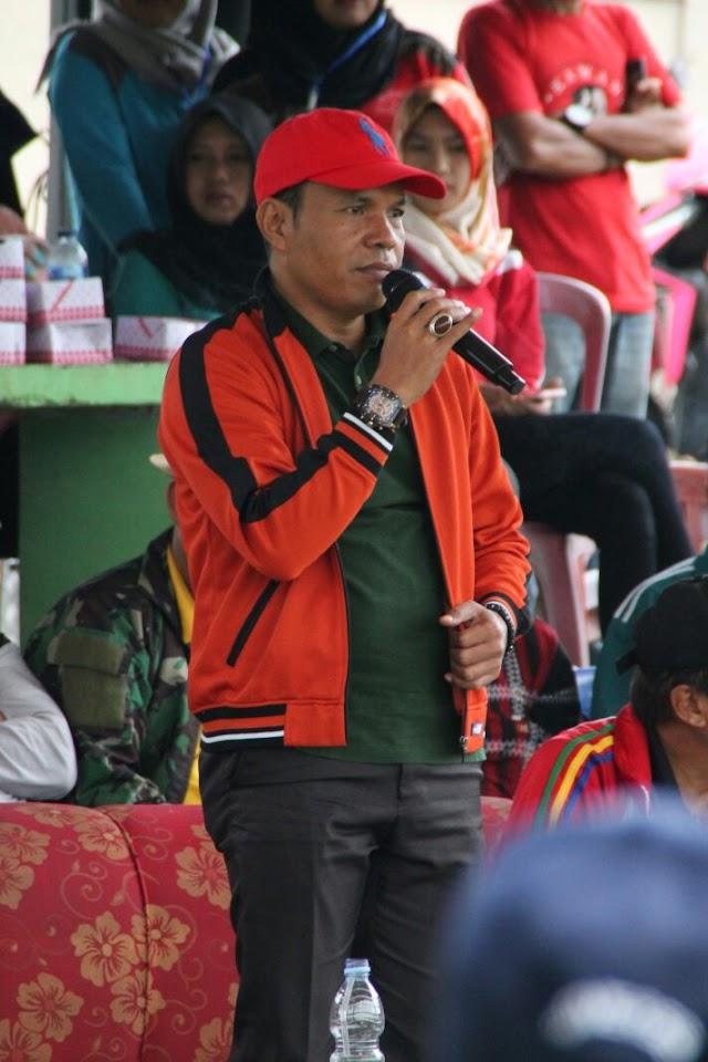 Pilih Cabup Termuda, Ternyata Zainal Abidin Cabup Kerinci Paling Muda