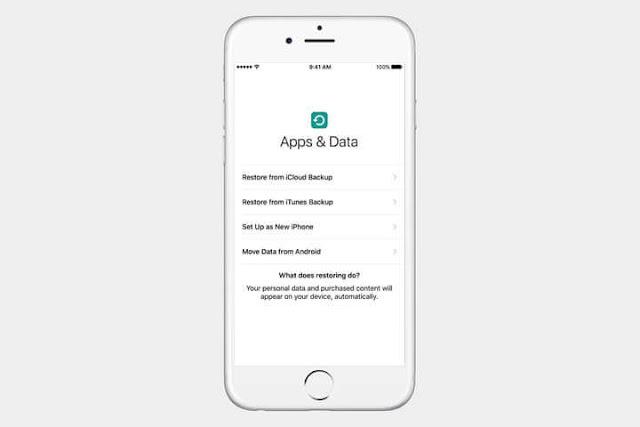 كيفية الرجوع من iOS 11 إلى iOS 10.3.3 downgrade