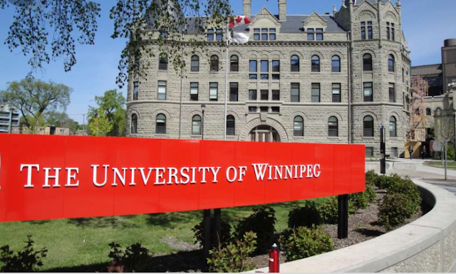 The University of Winnipeg President's Scholarship for World Leaders (for International Students)