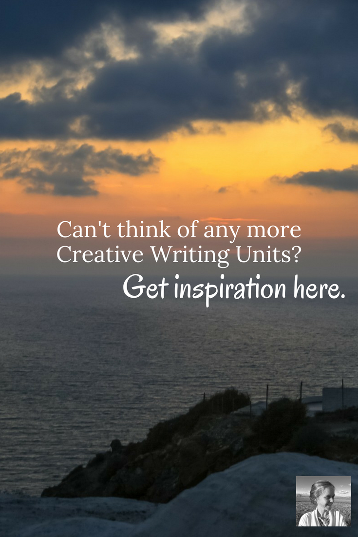 inspiration for creative writing