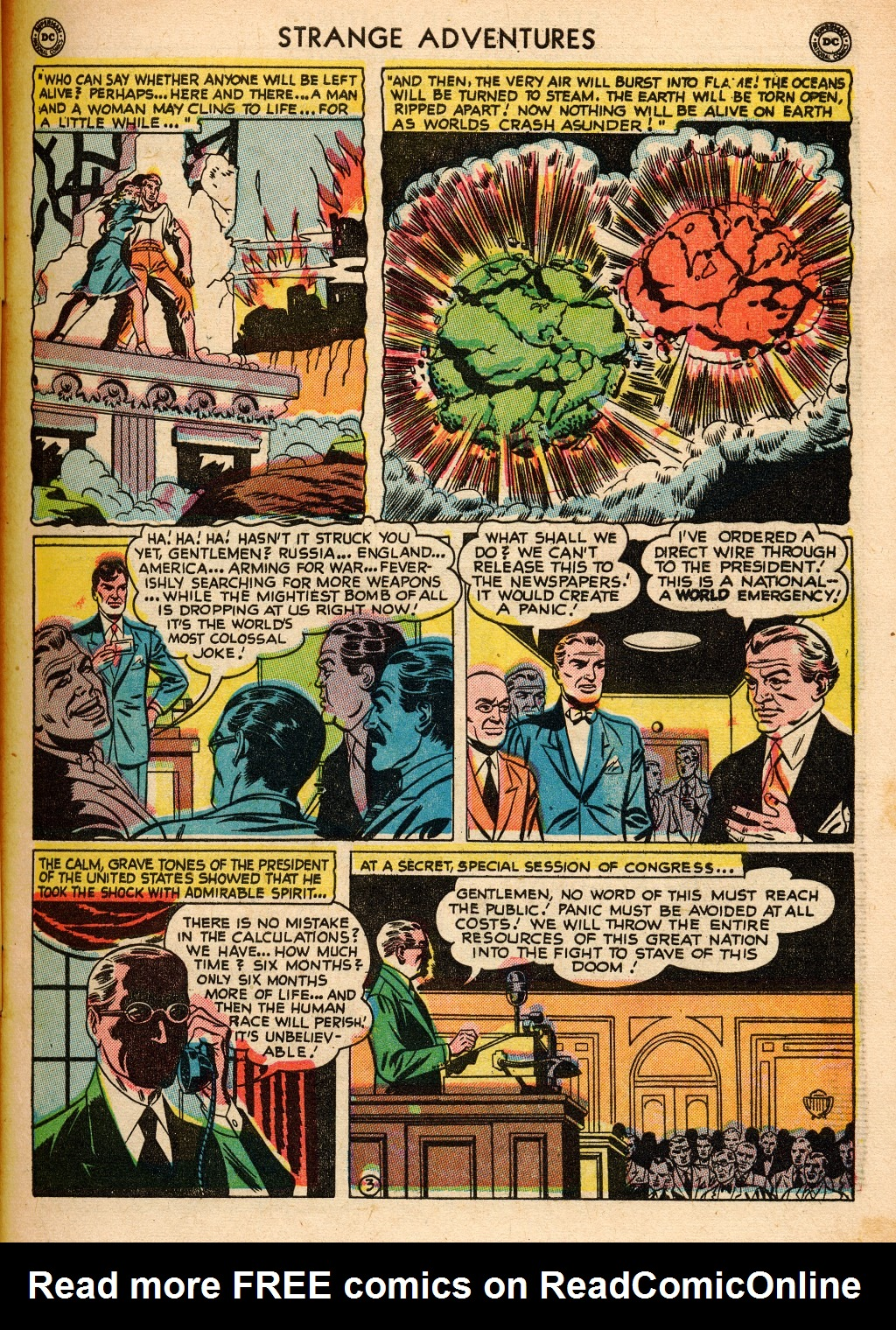 Strange Adventures (1950) issue 2 - Page 5