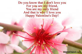 Happy Valentines Day Wishes Messages in English With sweet