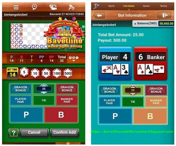 Bavetline88 Daftar Casino Cara Main Baccarat Di Hp Deposit 50 Ribu