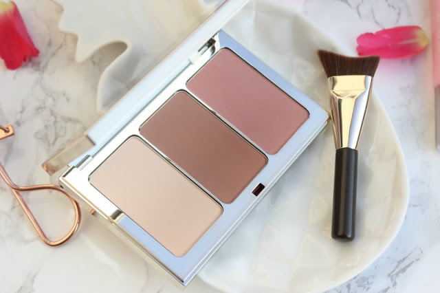 Clarins Face Contouring Palette Review