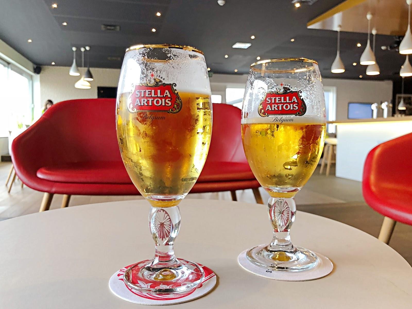 stella artois brewery tour