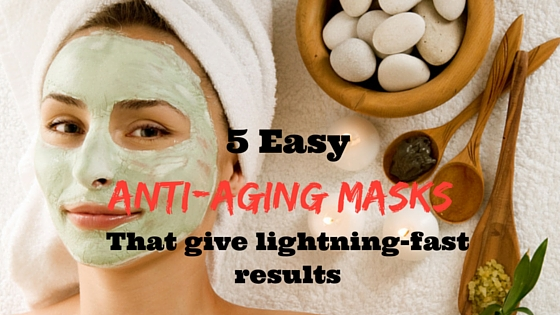 anti aging mask recipe