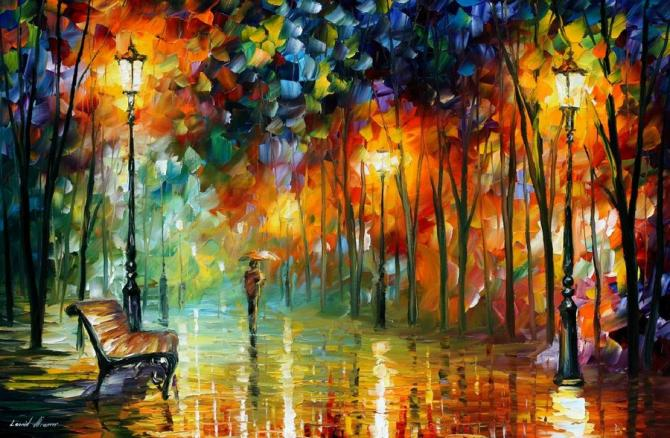 Leonid Afremov 3 Arts Decoration