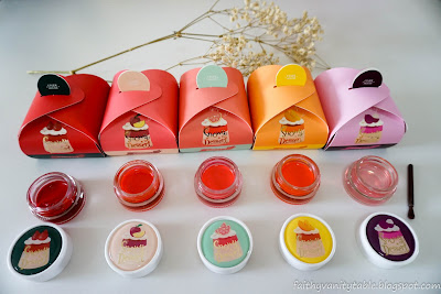 Etude House Pudding Tints Review