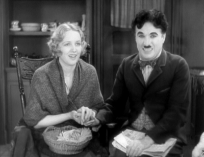 City Lights (1931), Directed by Charles Chaplin, Silent-era masterpiece
