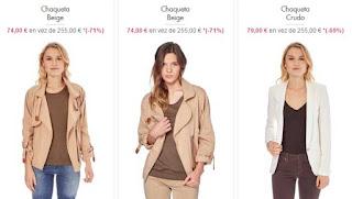 ropa IKKS para mujer 2