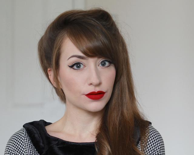 Stila Stay All Day Liquid Lipstick in Beso review