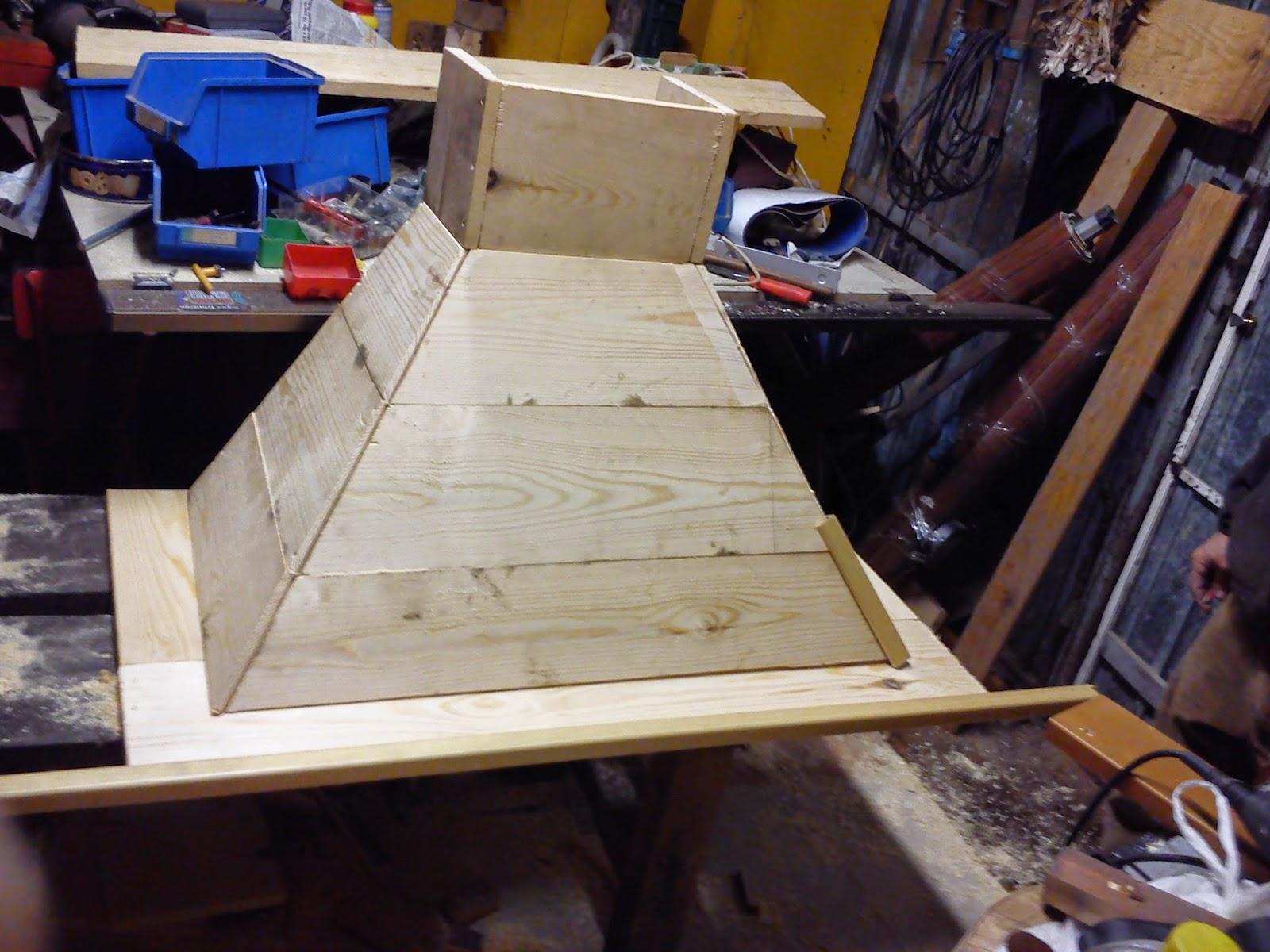 Mis inventos campana extractora casera - Masilla para madera casera ...