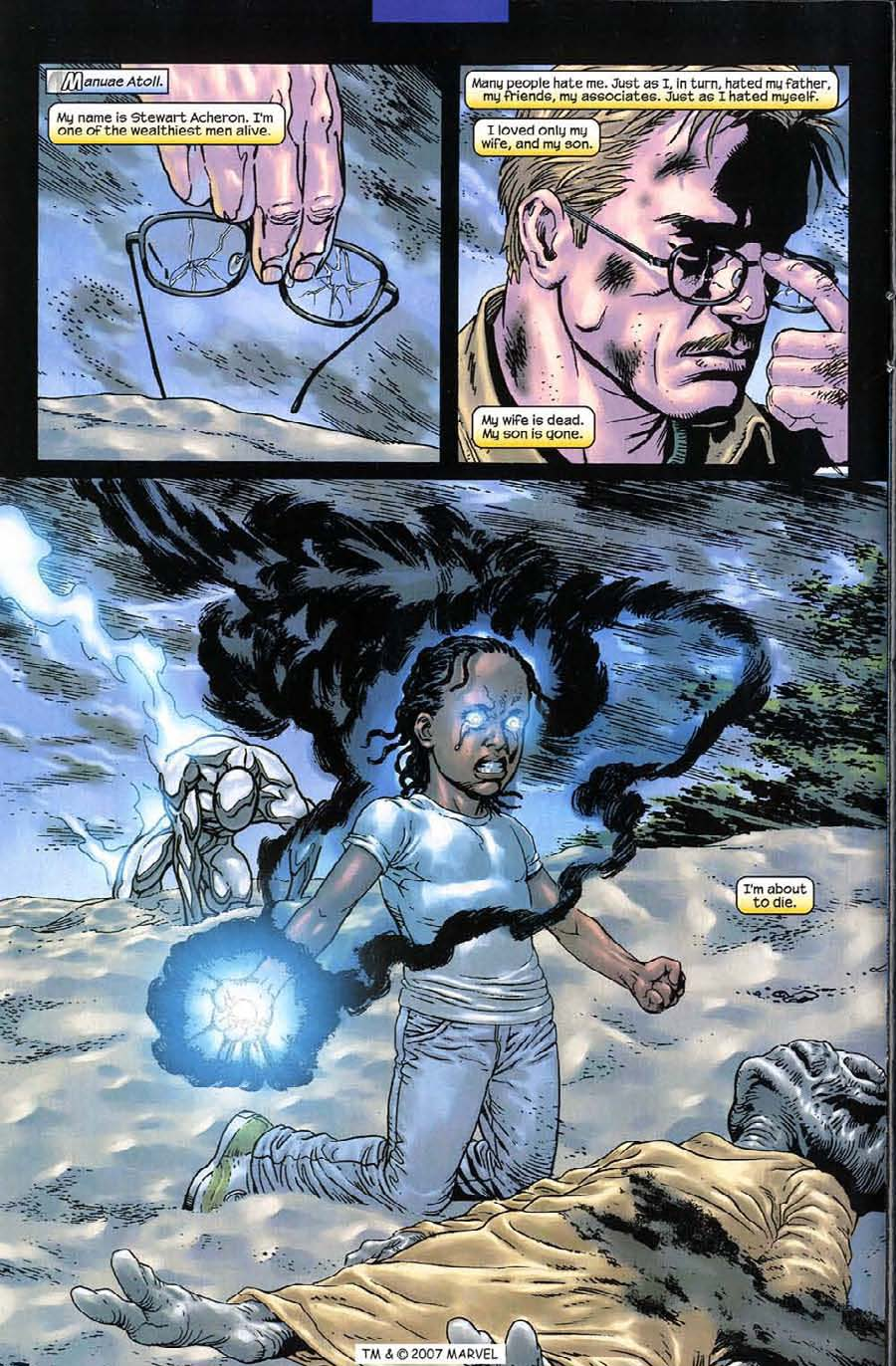 Read online Silver Surfer (2003) comic -  Issue #12 - 4