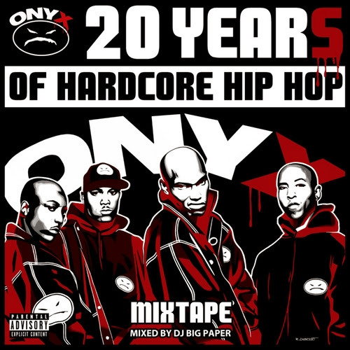 Onyx - 20 Years Of Har - Mixtape