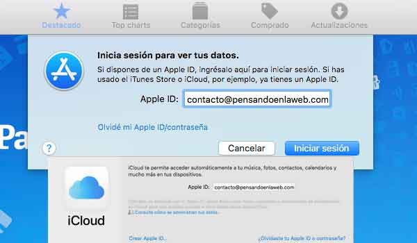 ID de Apple - Privacy