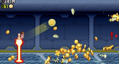 Download Jetpack Joyride CSO PSP PPSSPP