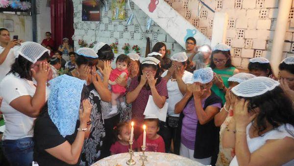 Judíos de Iquitos en Rosh Hashana