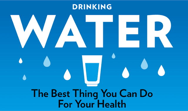 Drinking Water Is The Best Thing You Can Do For Your Health