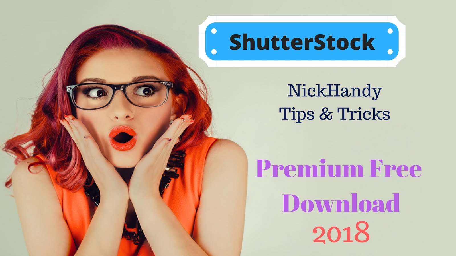 Download ShutterStock Images for Free | Nick Handy Tips and tricks