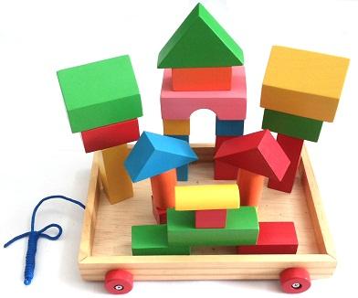 Produksi Mainan Edukatif Anak